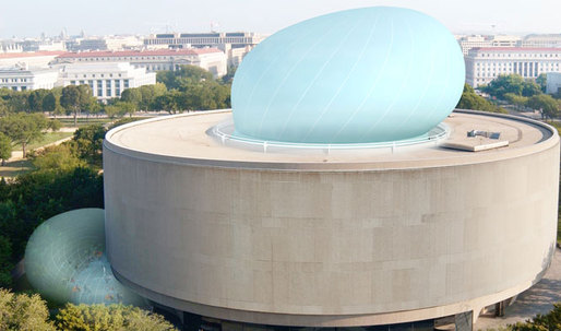Diller-Scofidios Hirshhorn Bubble: One More Chance?