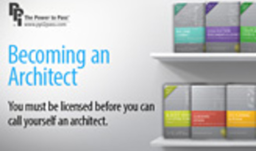 Architecting Your Career: It's Time to Pursue Licensure