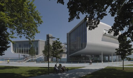 Renzo Pianos new museum in Spain shuns the Bilbao Effect