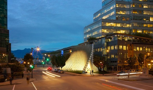 Westbank purchases BIGs Serpentine Pavilion, plans to move it to Vancouver