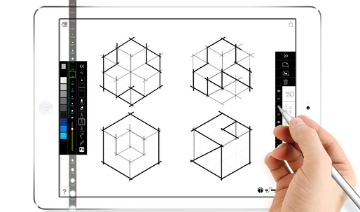 "Morpholios new ""ScalePen"" offers a new way to draw on Trace app"