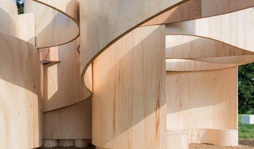 Inside Barkow Leibinger's Serpentine Pavilion Summer House