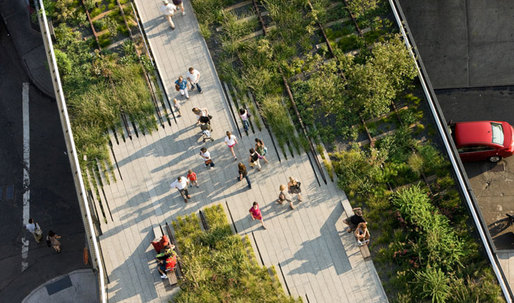 National Geographic takes a closer look at the world's great urban parks
