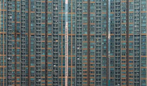 Dense, Denser, Hong Kong: Alex Nimmo captures the patterns of a crowded metropolis