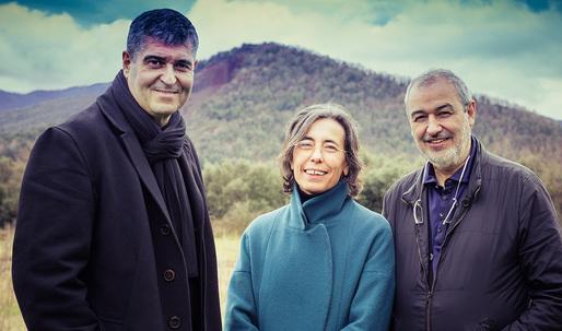 Rafael Aranda, Carme Pigem, Ramon Vilalta named 2017 Pritzker Prize Winners