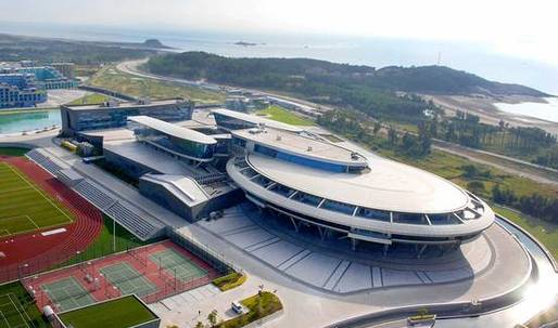 Chinese game developer designs HQ after Star Trek USS Enterprise