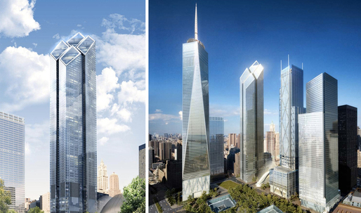 Fosters Out, Ingels In: BIG-Designed Two World Trade Center to House News Corp. and 21st Century Fox