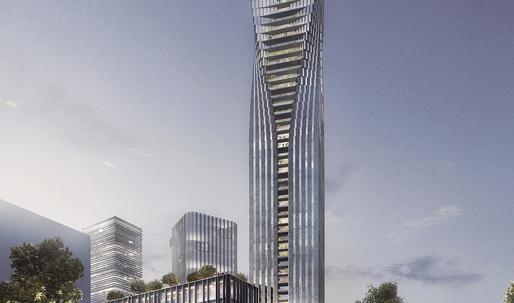 SOM and Entasis chosen to design Scandinavia's tallest tower in Gothenburg, Sweden