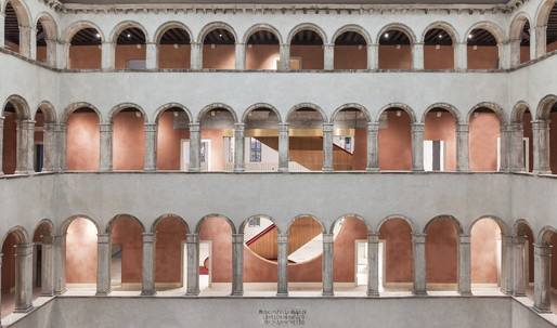 OMA revamps 13th c. Fondaco dei Tedeschi in Venice