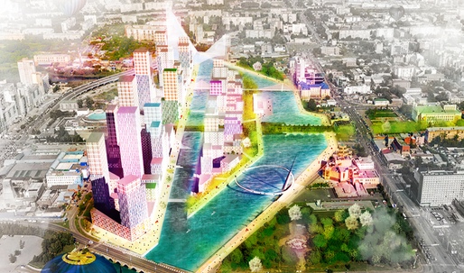 "Reverting from an industrial base to ""social capital""-driven economy in Chelyabinsks winning master plan"