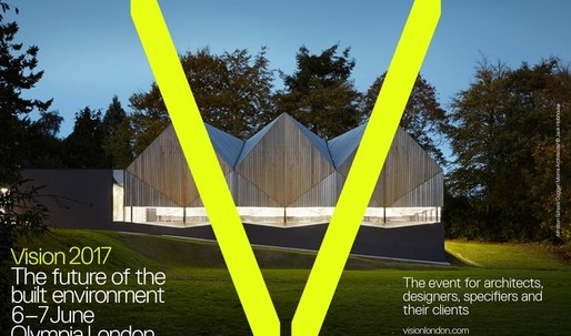 All-star line-up revealed for Vision 2017: UNStudio, Zaha Hadid Architects, Gensler, Foster + Partners and more