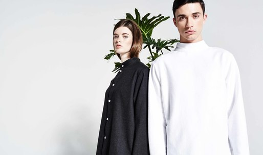 Archi-core? An architect-by-training designs unisex clothing line