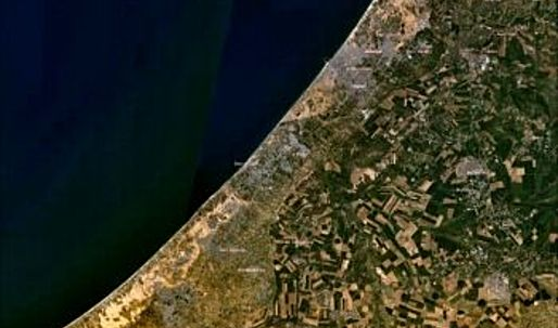 Israel may build artificial island off Gaza Strip coast