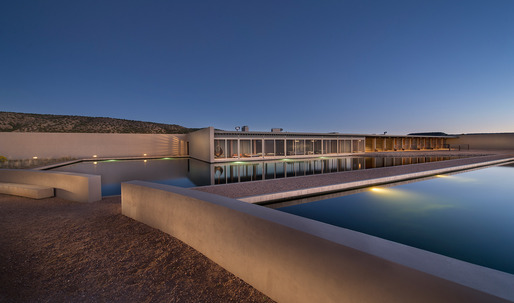 Tadao Ando's sprawling Santa Fe compound for Tom Ford hits the market at $75M