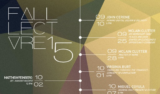 Get Lectured: Kent State University CUDC, Fall '15
