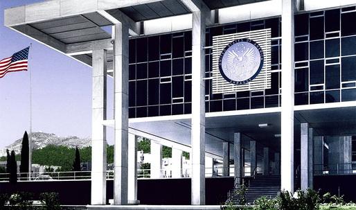 Four Design Teams Shortlisted for Major Rehabilitation of Gropius-Designed Athens Chancery