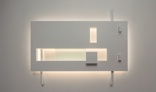 The new Richard Meier Light collection captures elements of the architects iconic buildings