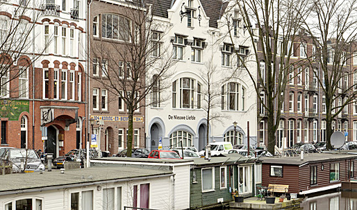 De Nieuwe Liefde by Wiel Arets Architects