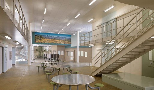 How one California prison is betting on architecture to decrease recidivism rates