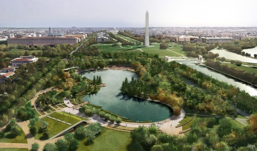 re-thinking the national mall