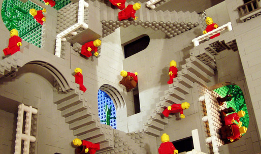 LEGO taps BIG and RAA to design the LEGO Brand House, a public LEGO museum and experience center, in Denmark