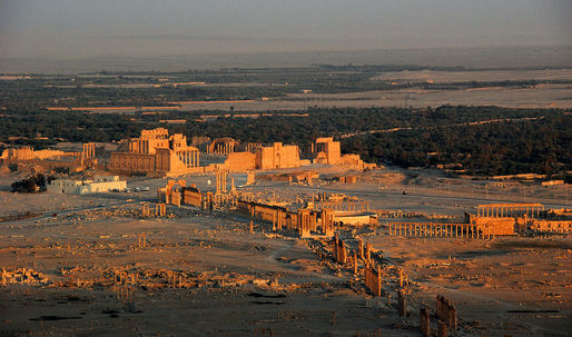 ISIS militants retake ancient city of Palmyra