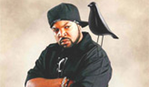 Ice Cube Celebrates Ray & Charles Eames