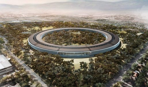 Apple headquarters plan moves forward; Foster + Partners seek architects in Cupertino