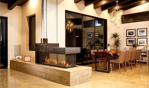 Of Home and Hearth: A Brief History of the Fireplace