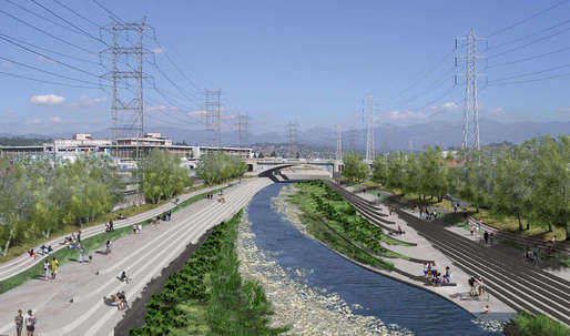 A look at some cities revitalizing their blighted rivers