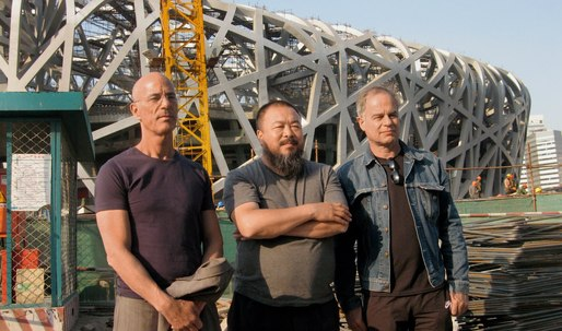 Bird's Nest Collaborators, Ai Weiwei and Herzog & de Meuron, selected for 2012 Serpentine