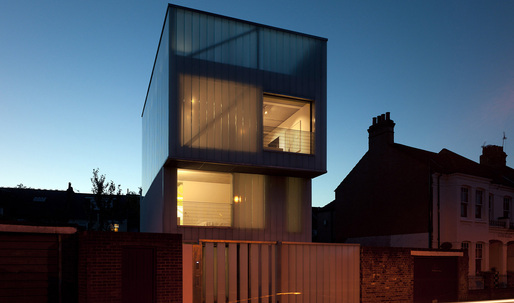 Winners of 2013 RIBA Manser Medal and Stephen Lawrence Prize
