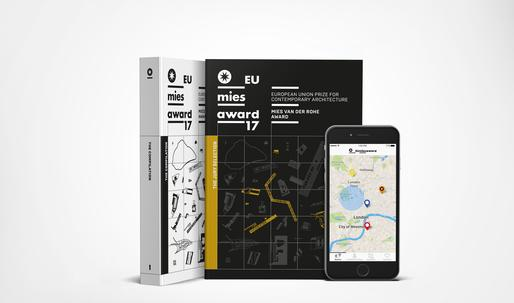 The Fundació Mies van der Rohe has launched a mobile app to browse nominated projects