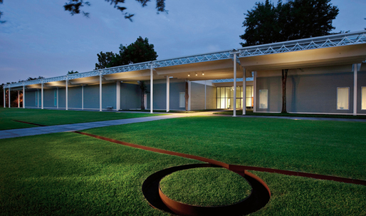 Menil Collection hires Michael Van Valkenburgh to enhance Houston campus