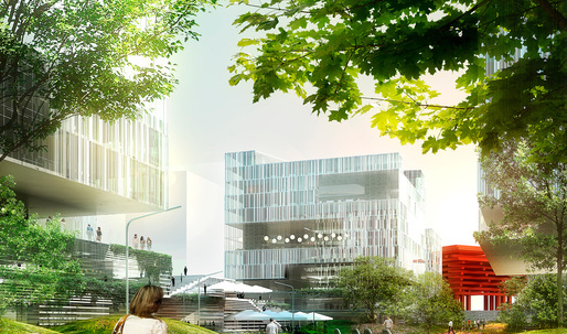 schmidt hammer lassen Breaks Ground on Green Valley Project in Shanghai