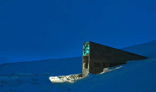 "Tour Norways ""Doomsday"" seed vault, deep within the Arctic Circle"