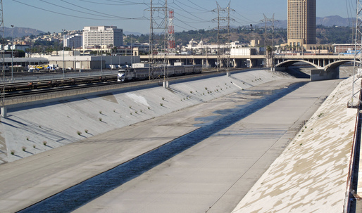 Does Frank Gehry – or his firm – have what it takes to save the LA River?