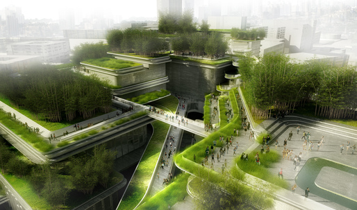 Chengdu City Music Hall wins World Architecture Festival Award