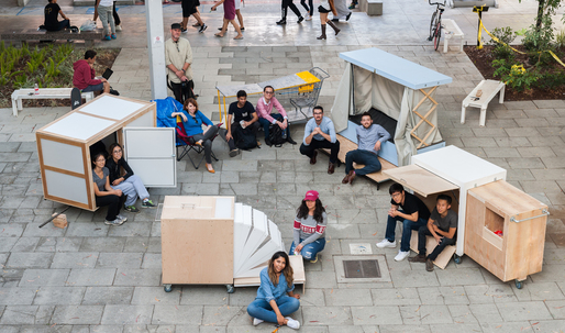 At USCs Homeless Studio, Students Work Towards Real Solutions to the Citys Homeless Crisis