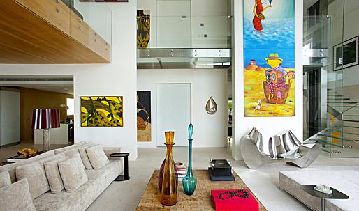 Vis-à-vis with Fernanda Marques: The Malibu Residence in São Paolo, Brazil