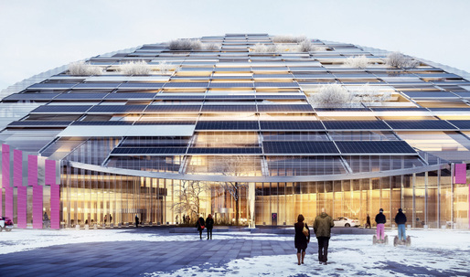 Wingårdhs wins Statoil competition in Norway, beats Snøhetta, OMA and Norman Foster