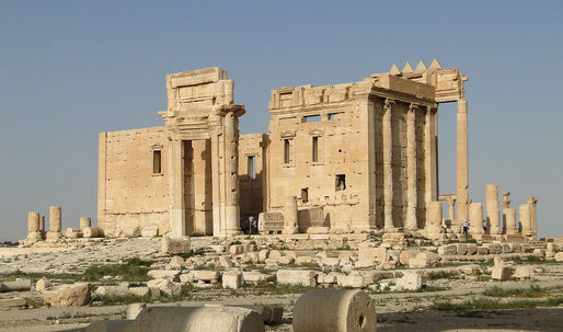 ISIS attacks second ancient Palmyra temple this month