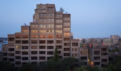 The fight for Sydney's brutalist public housing landmark continues