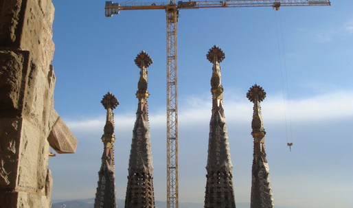 """Sagrada: The Mystery of Creation"" showcases the collaborative efforts to finish Gaudís towering basilica"