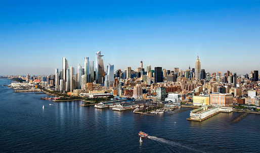 Hudson Yards could generate nearly $19B for New York City, study claims