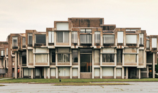 Michael Kimmelman on why Paul Rudolph's brutalist Orange County building is worth saving