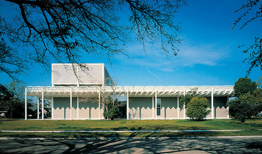 Renzo Piano's Menil Collection Wins the 2013 AIA Twenty-five Year Award