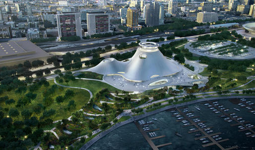 Even after improved plan, Lucas Museum still mired in legal and financial problems