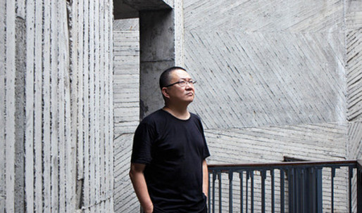 """Wang Shu named an """"Innovator of the Year"""" by the WSJ"""