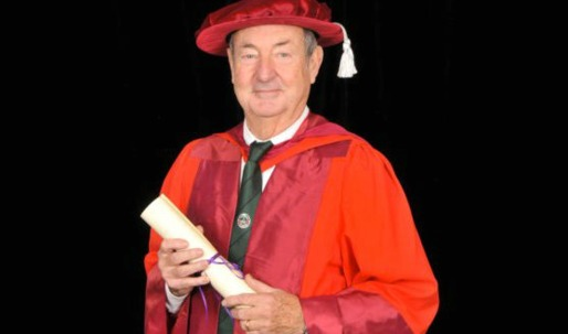 Pink Floyd Drummer Awarded Honorary Architecture Degree